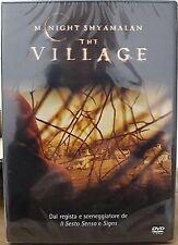 The Village (2004) DVD
