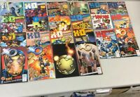 X-O Manowar 1-21 Complete Set 1996 Acclaim Comics Mark Waid