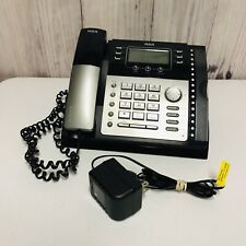 RCA VISYS Chorded Office Home Telephone Model 25423RE1 With Large Number Display