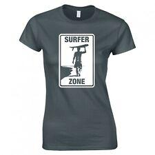 "Surf"" Surfero Zona ""Pitillo Camiseta"