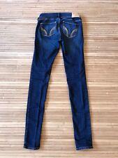 Hollister California Junior Dark blue Skinny Jeans Pants 24x31