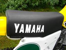 Yamaha YZ250 YZ400 YZ465 new seat foam twinshock vintage EVO  nos IT250 IT465