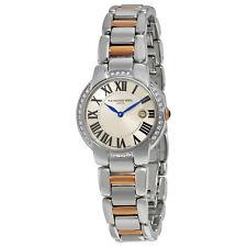 Raymond Weil Jasmine Diamond Silver Dial Two-tone Ladies Watch 5229-S5S-00659