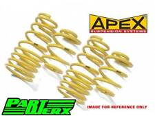 Honda Civic VII 1.4-2.0 APEX Suspension Lowering Springs Lowers 30mm