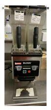 Bunn Mhg Commercial Dual Hopper Coffee Grinder