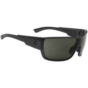 SPY TRON 2 Sunglasses Men Women Matte Black Cycling Golf Happy EXPRESS SHIPPING