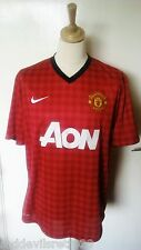 Manchester United 2012-2013 Offiical Nike Football Shirt (Youths 10-12 Years)