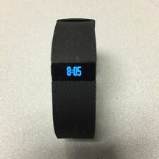 Fitbit Charge Hr Wireless Heart Rate + Activity Wristband - Large Black