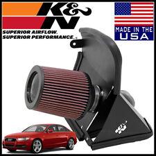K&N Typhoon Cold Air Intake System fits 2009-2013 Audi A4 / A4 Quattro 2.0L L4