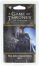 A Game of Thrones LCG The Archmaester's Key Chapter Pack - Brand New & Sealed