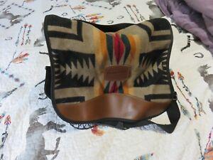 Beautiful Pendleton Indian Blanket Large Laptop , Briefcase, or Travel Bag