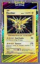 🌈Electhor Holo - XY12:Evolutions - 42/108 - Carte Pokemon Neuve Française