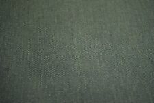 """IVY GREEN POLY COTTON BLEND HOME DECOR & UPHOLSTERY FABRIC 60"""" W SOLD BTY"""