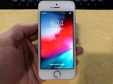 Apple iPhone 5s - 32GB - Silver (Unlocked) A1533 (CDMA + GSM)