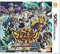 BANDAI NAMCO Majin Bone of time and space Genie Nintendo 3DS Game Sof From japan