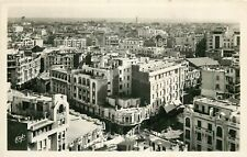 Morocco Casablanca city panorama photo postcard