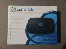 Ooma Telo Smart Home Phone Service Free Nationwide Calling Free USA shipping