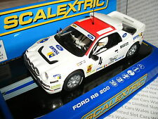 Scalextric - C3305 Ford RS200 Antonio Zanini #4 - NEW