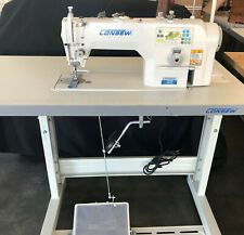 CONSEW 7360R-7DD Industrial Sewing Machine- Automatic-Direct Drive Motor 110V