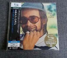 Elton John Rock of the Westies JAPAN MINI LP SHM CD SEALED