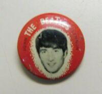 "The Beatles John Lennon .9""  Pin-Back Button Vintage"