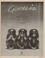 Genesis '45 advert 1981