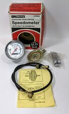 "Vtg Bicycle Speedometer Sears 24"" To 27"" NOS"