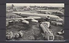 Postcard 4 - Aircraft/Aviation Real Photo KLM Douglas DC-8