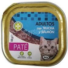 8 X 100 gr - WET FOOD WITH SALMON & TROUT