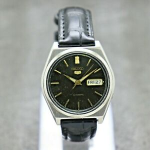 Authentic Seiko 5 Automatic Movement 7s26-8760  Japan Made Men's Watch.