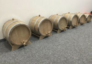New Oak Barrels,Wine Barrels,Whiskey Barrels,Solid Oak Barrel 3L,5L,10L,15L-50L