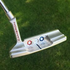 """Scotty Cameron Special Select Newport 2 Putter 34""""/353g USA Red,White,Blue Paint"""