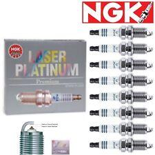8 Pack NGK Laser Platinum Spark Plugs 2000-2004 Ferrari 360 3.6L V8 Kit Set