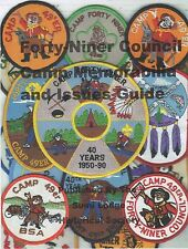 Forty-Niner Council Camp Memorabilia and Issues Guide, BSA, Sumi Lodge #342