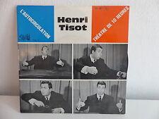 HENRI TISOT L autocirculation EA 537