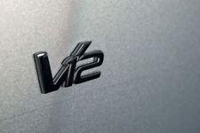Aston Martin V12 Wing/Rear Badge