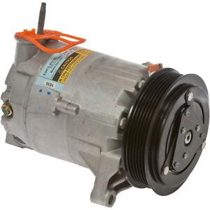 A/C Compressor Omega Environmental 20-21468