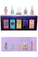 Anna Sui Mini Perfume Set 4ml each Forbidden, Secret, Flight, Dolly Womens