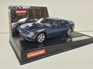 Slot car Carrera Evolution 27251 Dodge Charger SRT 8 Hemi 2006 Street car EVO