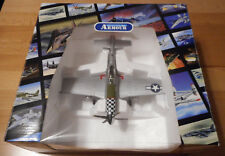 Franklin Mint P-51D Mustang Signature Edition Richard Dick Hewitt Auto Signed RA
