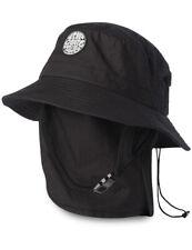 Rip Curl Wetty Surf Hat Cap in Black