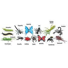 Insects Toob Mini Figures Safari Ltd NEW Toys Educational Figurines