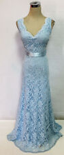 WINDSOR Blue Evening Prom Formal Gown 11 - $120 NWT