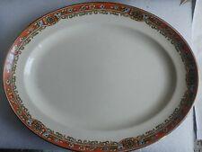Losol Ware, Keeling & Co Burslem England. Serving Platter 5522. Rare.