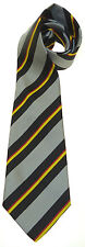 ROYAL SCOTS GREYS CLASSIC  WOVEN UK MADE MILITARY TIE