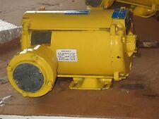 Leeson AC MOTOR A6T11XB22F 1/2 HP 1140 RPM 208-230/460 3 PH Fr. 56