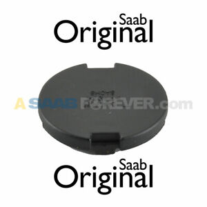 NEW SAAB 9-3 2003-2011 FRONT SHOCK TOP MOUNT PLASTIC COVER LID OEM 24435885