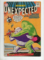 Tales of the Unexpected #40 1959 SPACE RANGER BEGINS! VG/F 5.0 1 TOUGH BOOK!
