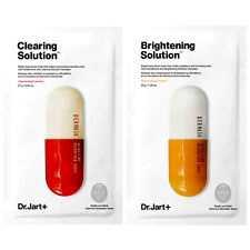 Dr Jart Facial Mask Sheet Face Skin Moisturizing Brightening Clearing Pack 28g