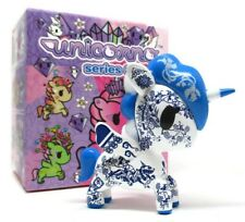 "Tokidoki UNICORNO SERIES 8 PORCELLANA 3"" Mini Vinyl Figure Toy Opened Blind Box"